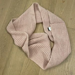 J.Crew Wool Cable Knit Infinity Scarf